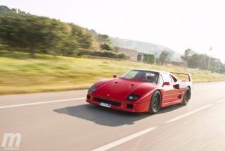 Fotos Ferrari F40 Foto 11