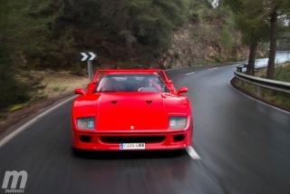 Fotos Ferrari F40 Foto 13