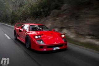 Fotos Ferrari F40 Foto 15