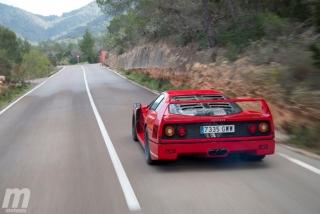 Fotos Ferrari F40 Foto 17