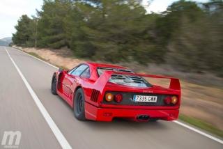 Fotos Ferrari F40 Foto 18