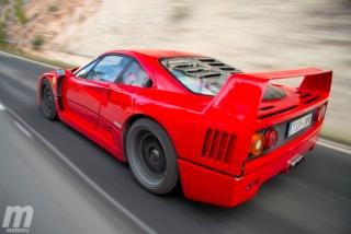 Fotos Ferrari F40 Foto 19