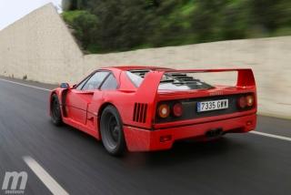 Fotos Ferrari F40 Foto 23