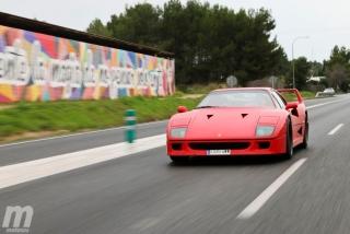 Fotos Ferrari F40 Foto 24