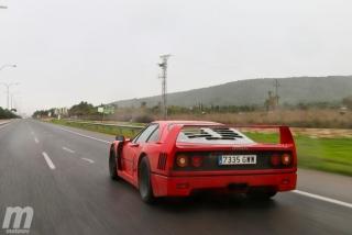 Fotos Ferrari F40 Foto 26