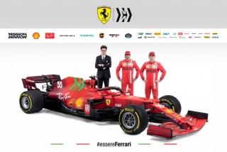 Las fotos del Ferrari SF21 de F1 2021 - Miniatura 4