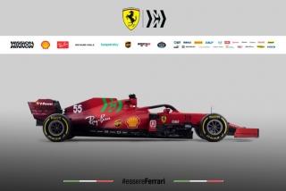 Las fotos del Ferrari SF21 de F1 2021 - Miniatura 6