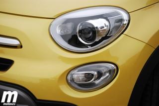 Fotos Fiat 500X Cross Plus 1.4 Foto 7