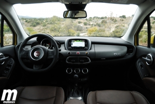 Fotos Fiat 500X Cross Plus 1.4 Foto 23