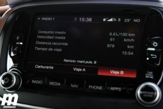 Fotos Fiat 500X Cross Plus 1.4 Foto 27