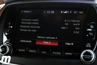 Fotos Fiat 500X Cross Plus 1.4 Foto 28