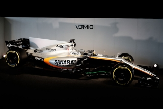 Foto 3 - Fotos Force India VJM10 F1 2017