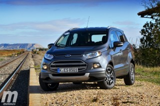 Fotos Ford EcoSport 2016 Foto 16