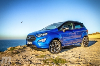 Foto 1 - Fotos Ford EcoSport 2018