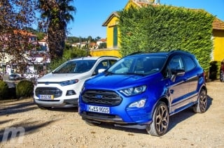 Fotos Ford EcoSport 2018 Foto 3