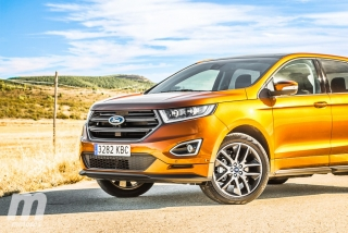 Fotos Ford Edge 2.0 TDCi Foto 6