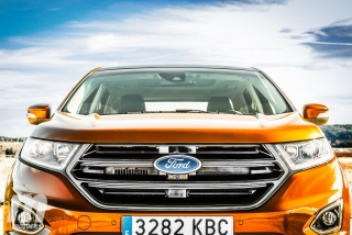Fotos Ford Edge 2.0 TDCi Foto 8
