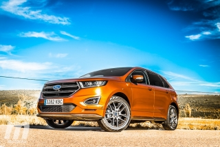 Fotos Ford Edge 2.0 TDCi Foto 9