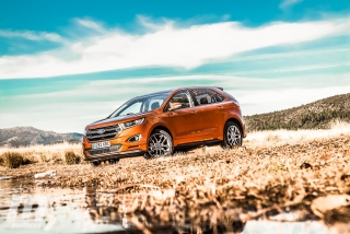 Fotos Ford Edge 2.0 TDCi Foto 12
