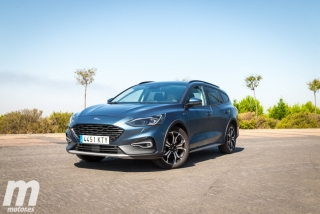 Foto 1 - Fotos Ford Focus Active Sportbreak 2019