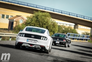 Fotos Ford Mustang Ecoboost vs Mustang clásico Foto 7