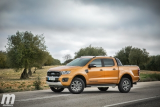 Fotos Ford Ranger Wildtrack