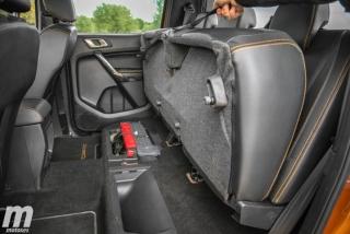 Fotos Ford Ranger Wildtrack - Miniatura 75
