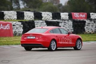 Foto 1 - Fotos Gama Audi Ultra