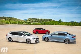 Foto 3 - Fotos gama Toyota Corolla 2019