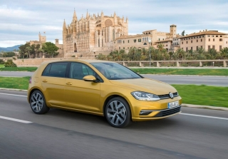 Fotos Golf 2017: Highline, GTI y Variant - Foto 5