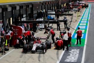 Las fotos del GP del 70º Aniversario F1 2020 - Foto 1