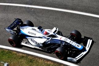 Las fotos del GP del 70º Aniversario F1 2020 Foto 2