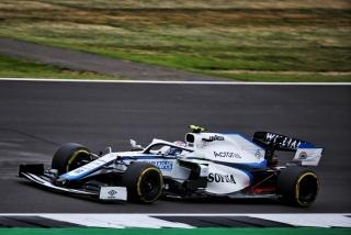 Las fotos del GP del 70º Aniversario F1 2020 Foto 3