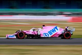 Las fotos del GP del 70º Aniversario F1 2020 Foto 8