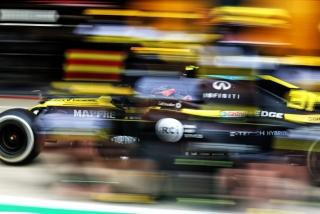 Las fotos del GP del 70º Aniversario F1 2020 Foto 15