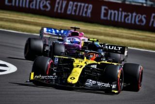 Las fotos del GP del 70º Aniversario F1 2020 Foto 16