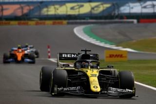 Las fotos del GP del 70º Aniversario F1 2020 Foto 18