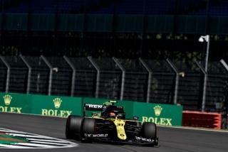 Las fotos del GP del 70º Aniversario F1 2020 Foto 19