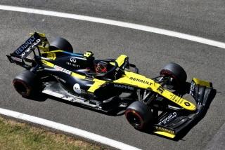Las fotos del GP del 70º Aniversario F1 2020 Foto 20