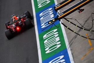 Las fotos del GP del 70º Aniversario F1 2020 Foto 24