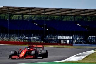 Las fotos del GP del 70º Aniversario F1 2020 Foto 30
