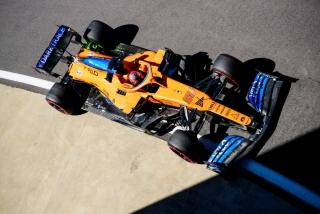 Las fotos del GP del 70º Aniversario F1 2020 Foto 34