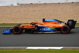 Las fotos del GP del 70º Aniversario F1 2020 Foto 35