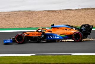 Las fotos del GP del 70º Aniversario F1 2020 Foto 36