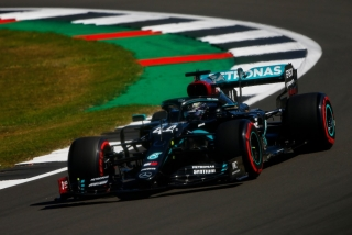 Las fotos del GP del 70º Aniversario F1 2020 Foto 41