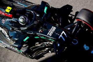 Las fotos del GP del 70º Aniversario F1 2020 Foto 42