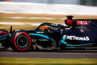 Las fotos del GP del 70º Aniversario F1 2020 Foto 43