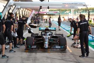 Las fotos del GP del 70º Aniversario F1 2020 Foto 44