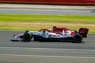 Las fotos del GP del 70º Aniversario F1 2020 Foto 47