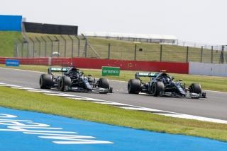 Las fotos del GP del 70º Aniversario F1 2020 Foto 50